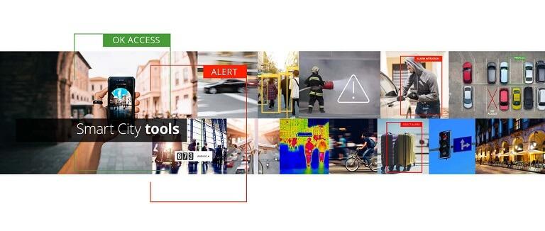 Smart City przykłady monitoringu
